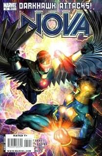 Comic Book Review: Nova #31