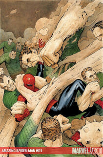 Weekly Comic Book Reviews for 12/16/09