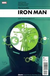 Invincible Iron Man #21 Review