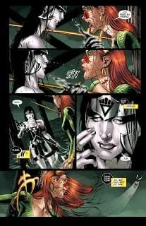 Blackest Night: Wonder Woman 2-3