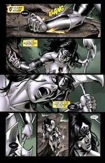Blackest Night: Wonder Woman 2-13