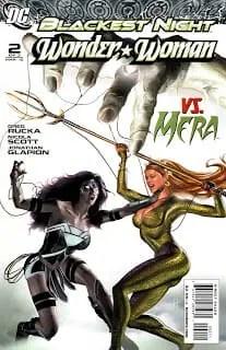 Blackest Night: Wonder Woman 2-1