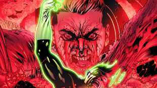 Green Lantern Corps #44 Review