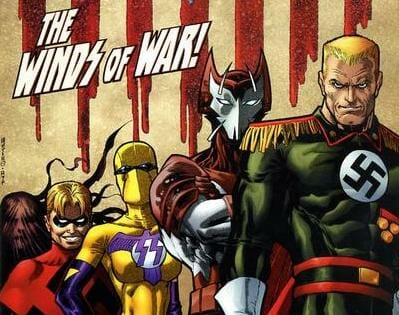 Justice Society of America #37 Review