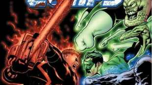DC Comics Green Lantern Corps #45 Review