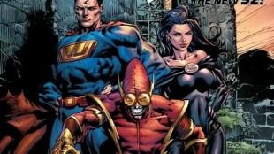 DC Comics Forever Evil #2 Review