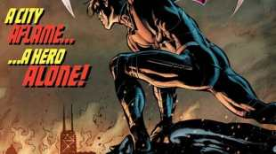 DC Comics Nightwing #24 Review