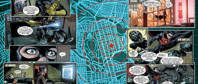 DC Comics Batman: Eternal Review
