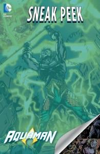 DC Sneak Peek: Aquaman 1-1