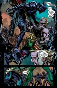DC Sneak Peek: Aquaman 1-2