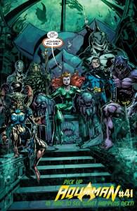 DC Sneak Peek: Aquaman 1-4