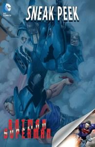 DC Sneak Peek - Batman-Superman 1-1