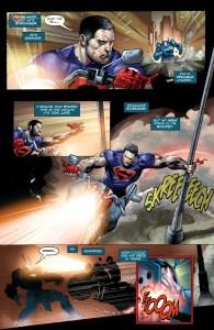 DC Sneak Peek Batman/Superman 1-4