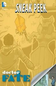 DC Comics Sneak Peek: Dr. Fate 1-1