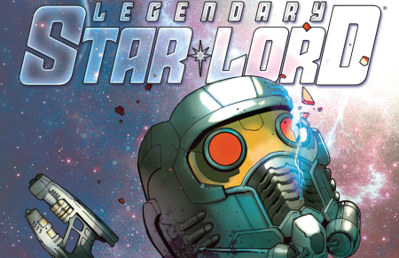 Legendary Star-Lord #12