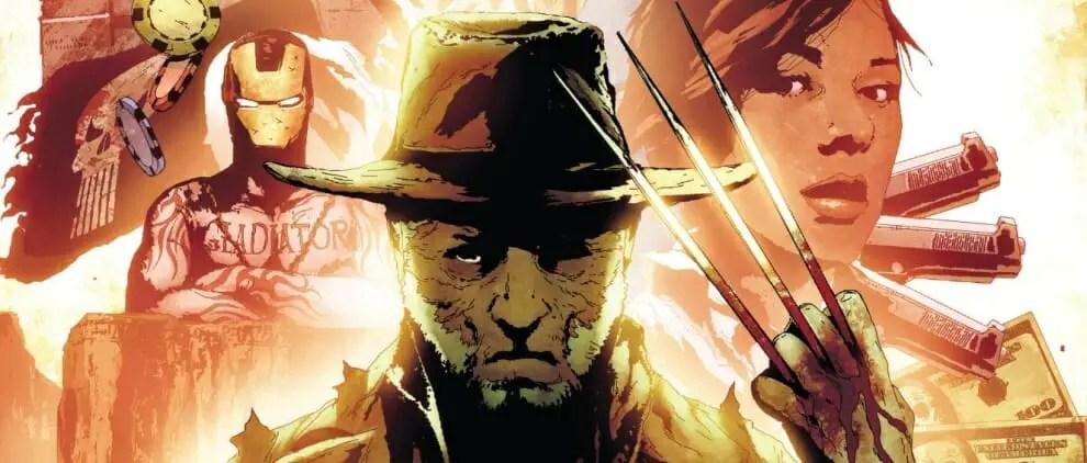 Old Man Logan #1 Review