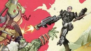 Secret Wars: Battleworld #2