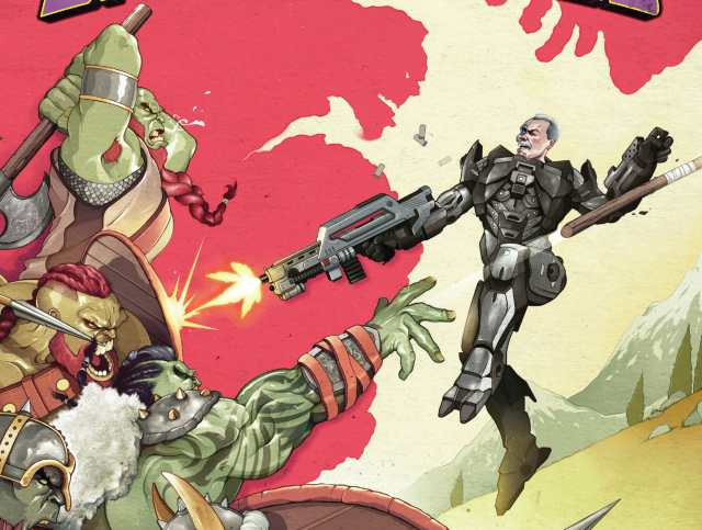 Secret Wars: Battleworld #2