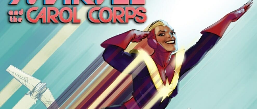 Captain Marvel And The Carol Corps #2 Review