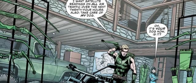 Green Arrow 42