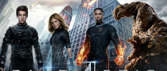 Fantastic Four Movie 1