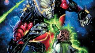 Green Lantern #43 Review