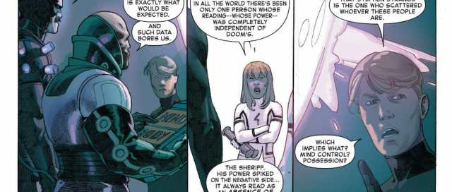 Secret Wars #5 Review