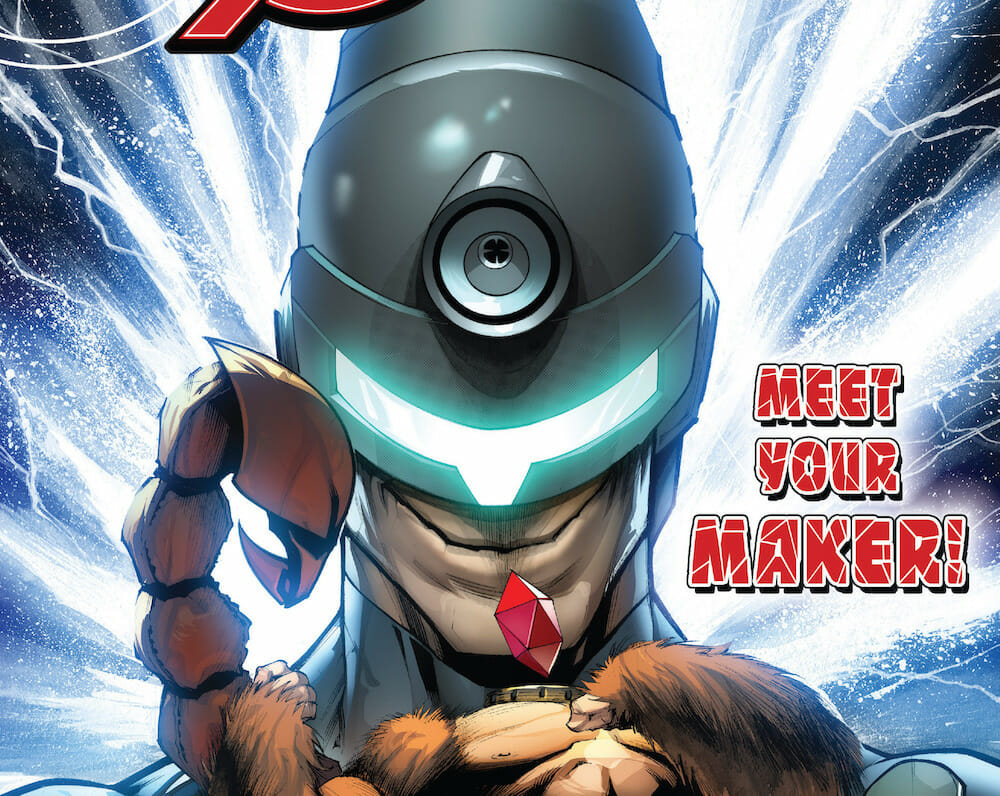 New Avengers #2 Review