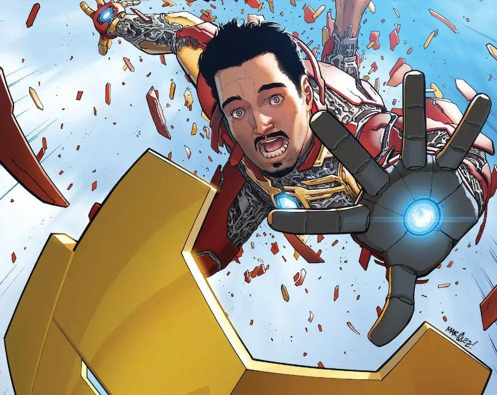 Invincible Iron Man #3 Review
