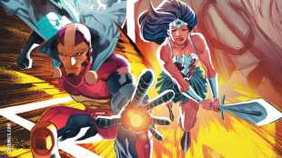 Justice League #46 Review