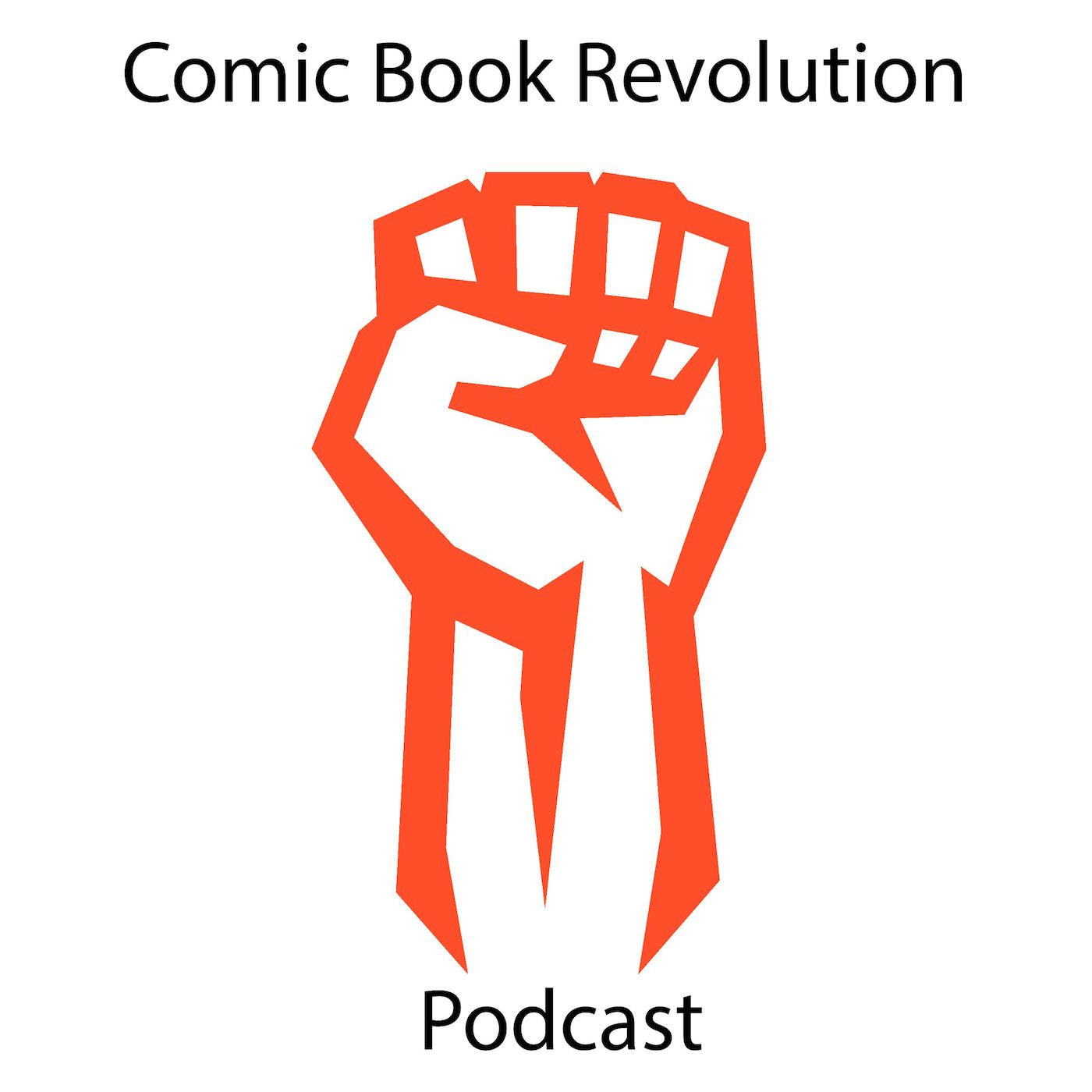 Comic Book Revolution Podcast Logo-page-001