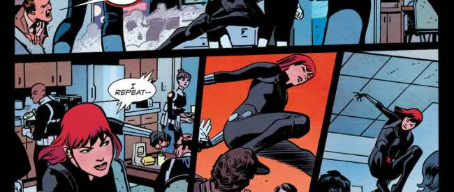 Black Widow Review #1