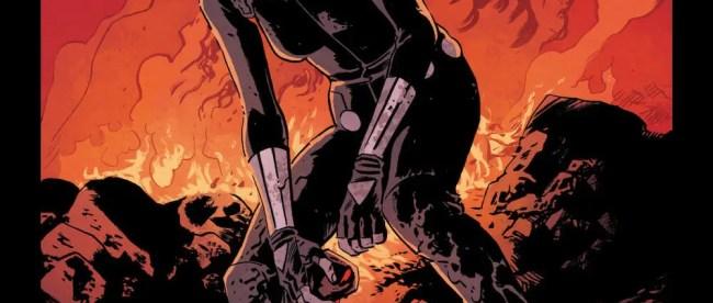 Black Widow Review #1