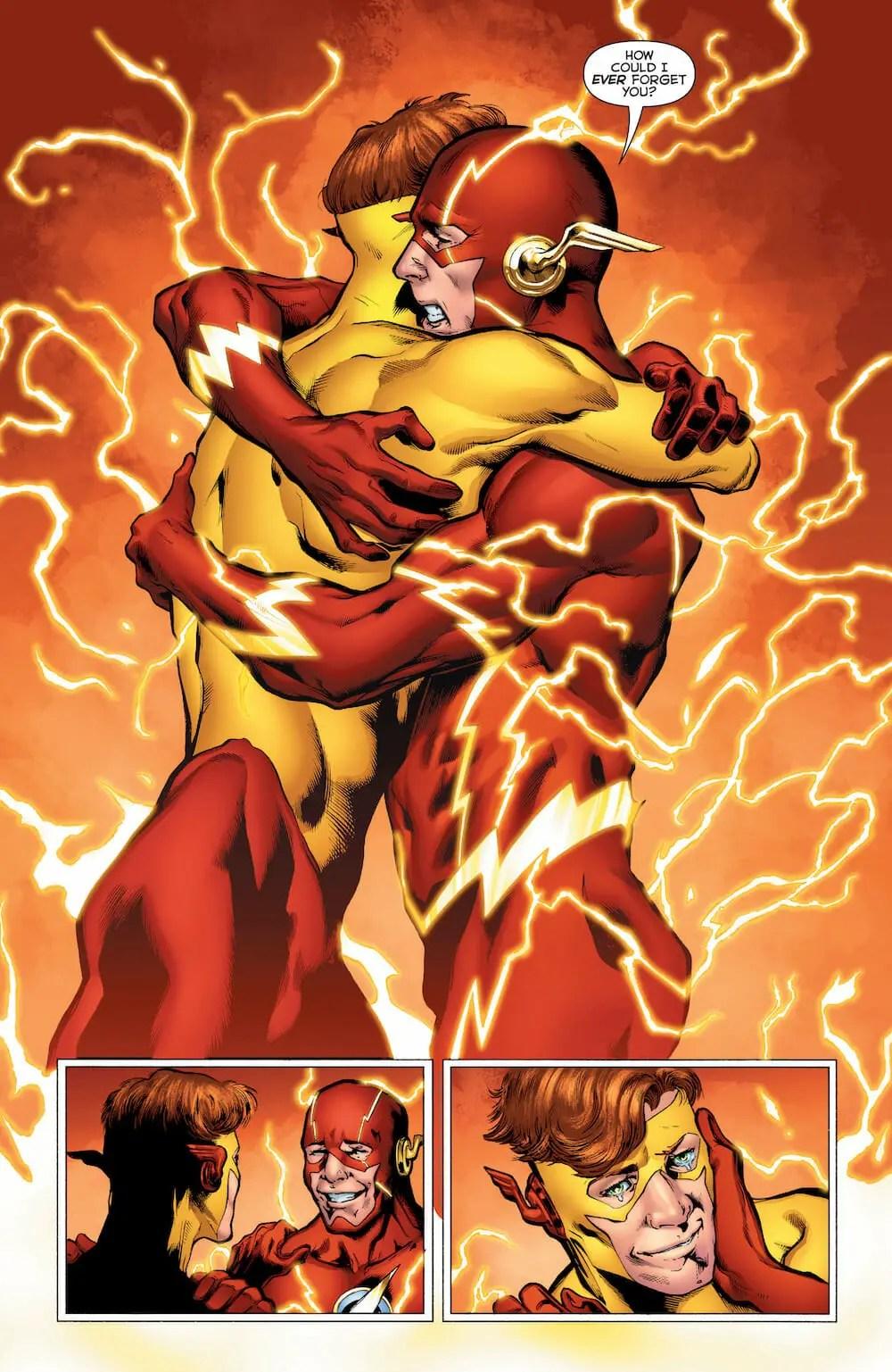 DC Universe: Rebirth #1 Review - Comic Book Revolution