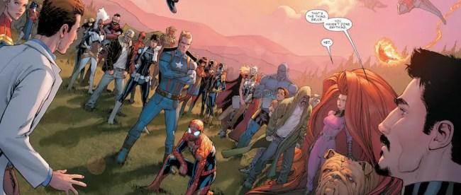 Civil War II #3 Review