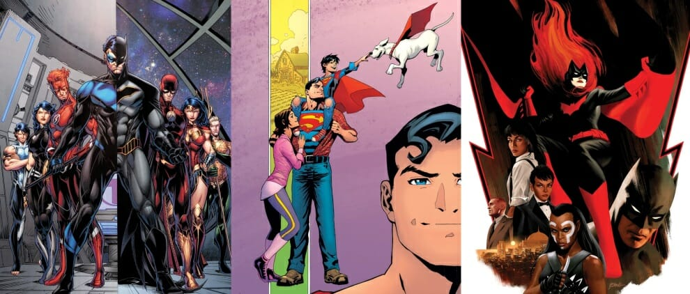 DC Comics March 2017 Solicitations Analysis