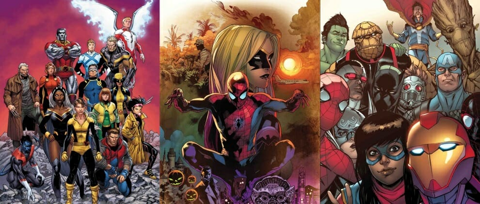 Marvel March 2017 Solicitations Analysis
