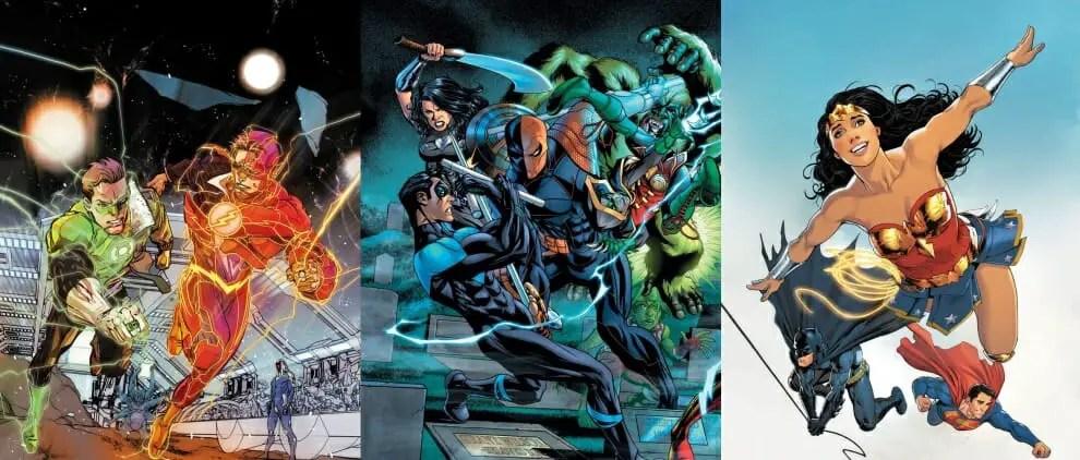 DC Comics May 2017 Solicitations Analysis