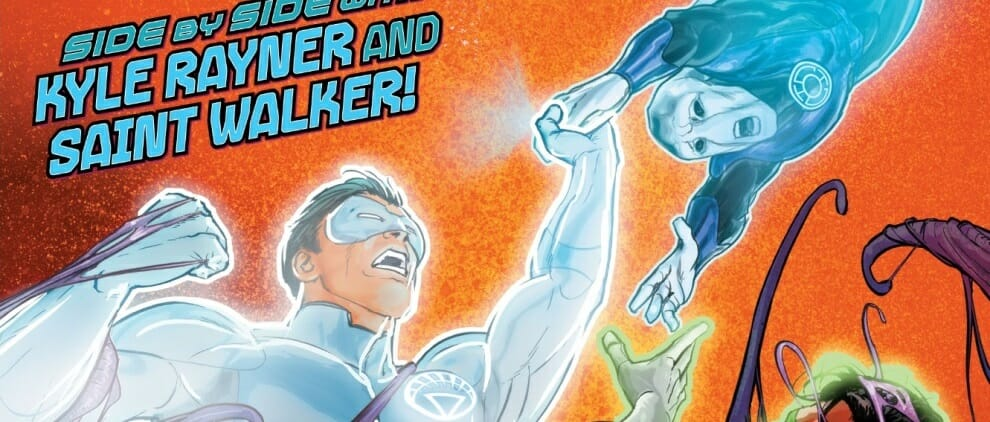 Hal Jordan And The Green Lantern Corps #15 Review