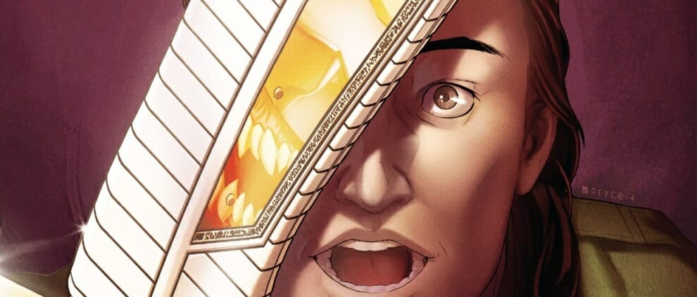 Mighty Morphin Power Rangers #12 Review