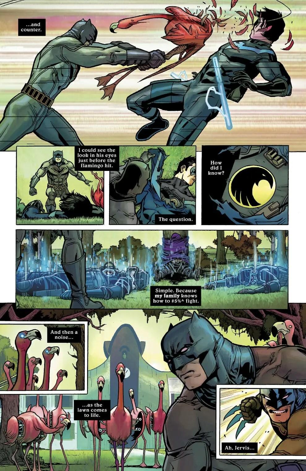 All-Star Batman #8 Spoiler Review - Comic Book Revolution