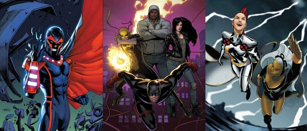 Marvel Comics June 2017 Solicitations Analysis