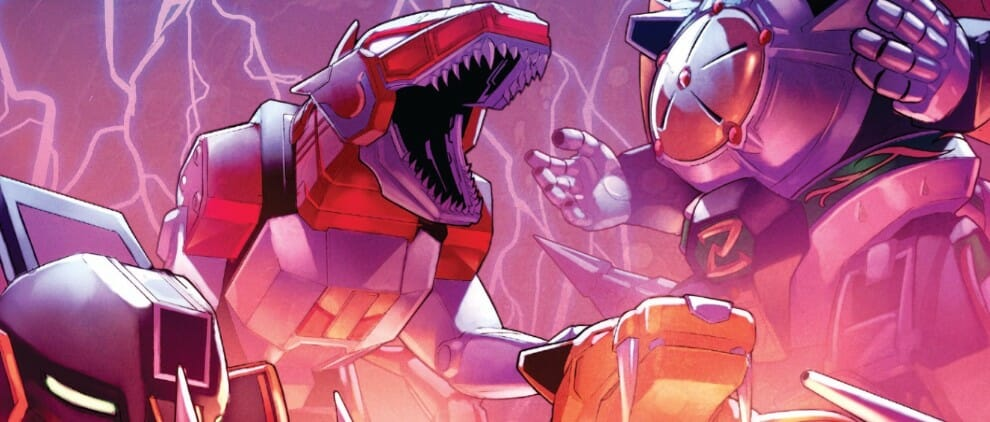 Mighty Morphin Power Rangers #14 Review