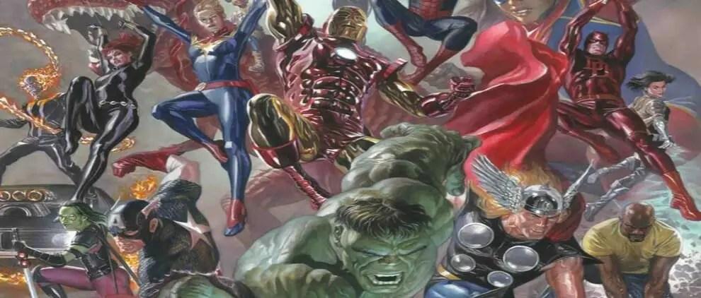 Marvel Comics September 2017 Solicitations Analysis