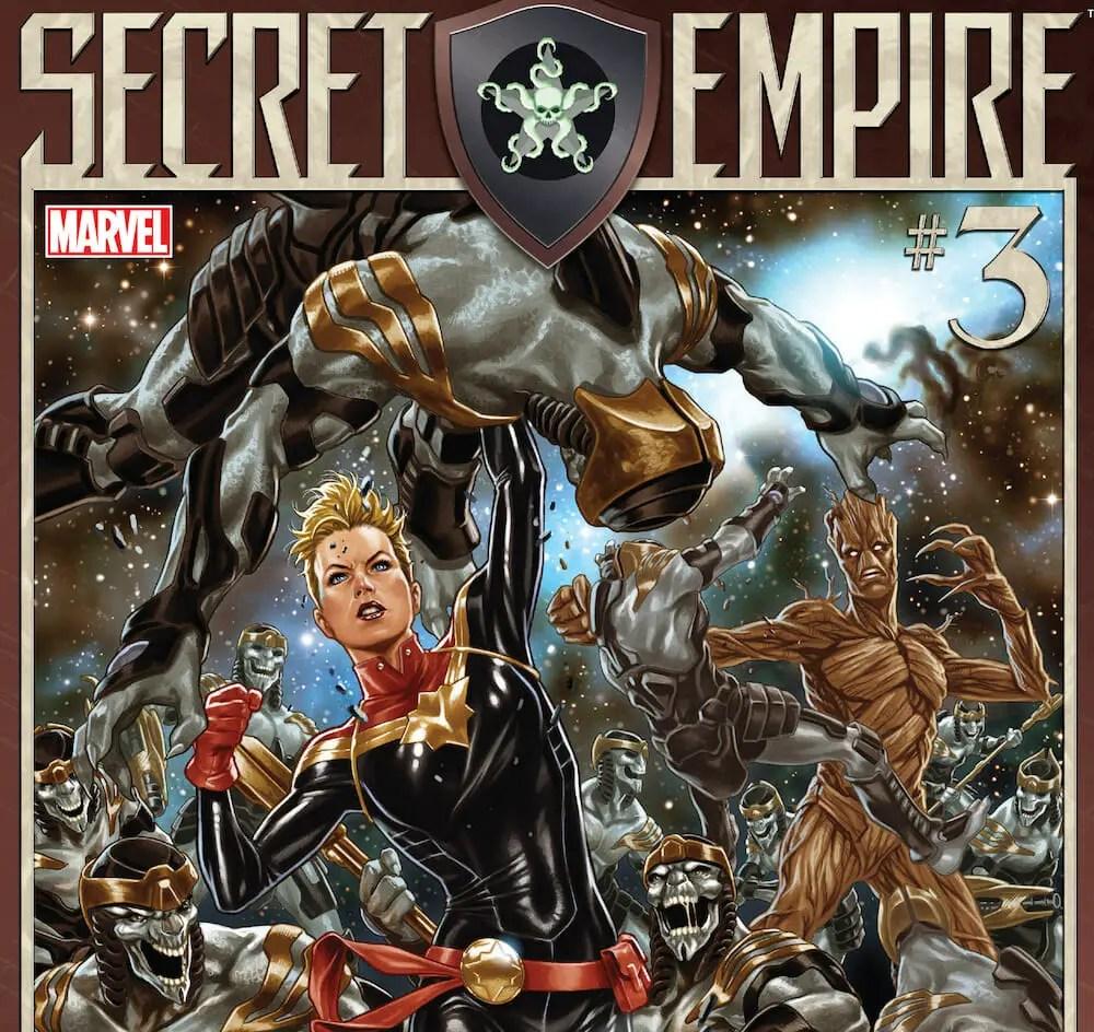 Secret Empire #3 Review