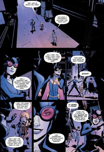 Batgirl #13 Moment