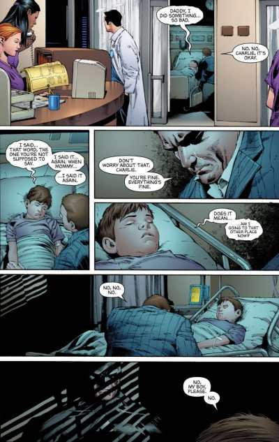 Batman #27 Moment
