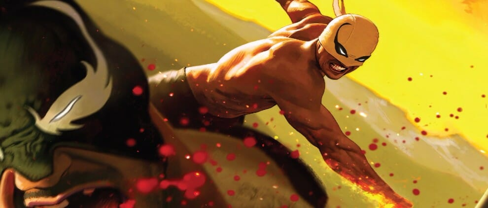 Iron Fist #5 Review