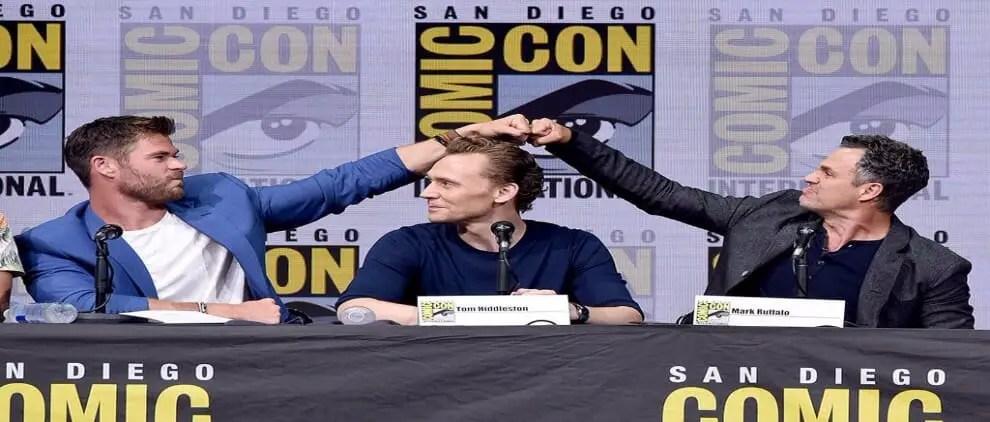 SDCC: Marvel Studios Delivers Big At Comic-Con