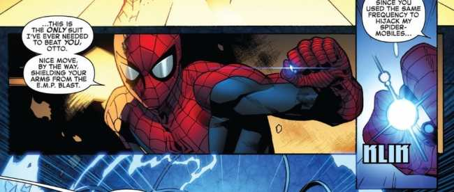 Amazing Spider-Man #31 Secret Empire Tie-In Review